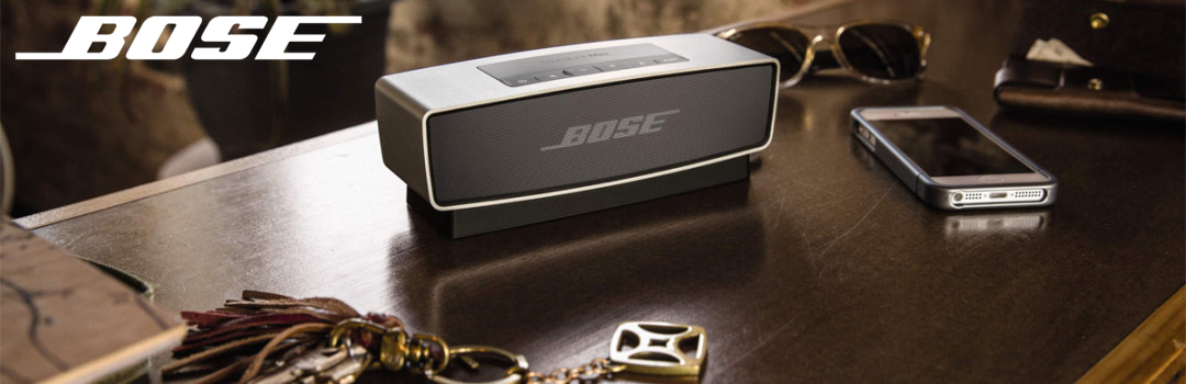 Bose, SoundLink, Geluid