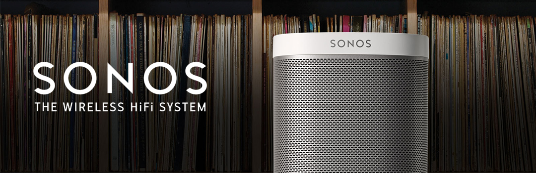 Sonos, Streaming, Audio, Play:1